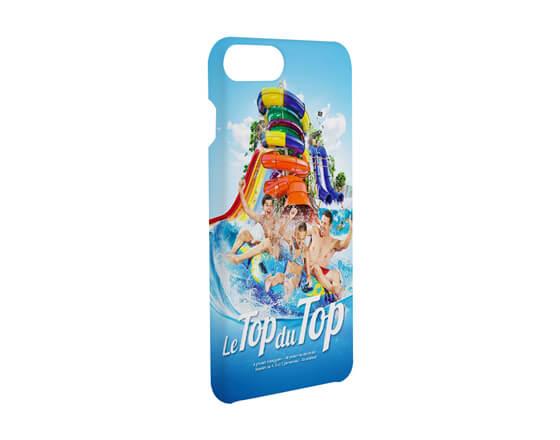 Sublimation 3D Phone Case iPhone7 Plus & iPhone8 Plus