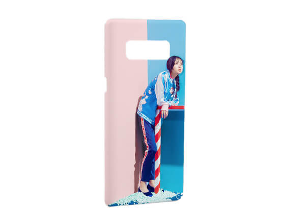 Sublimation 3D Phone case for Samsung Note8