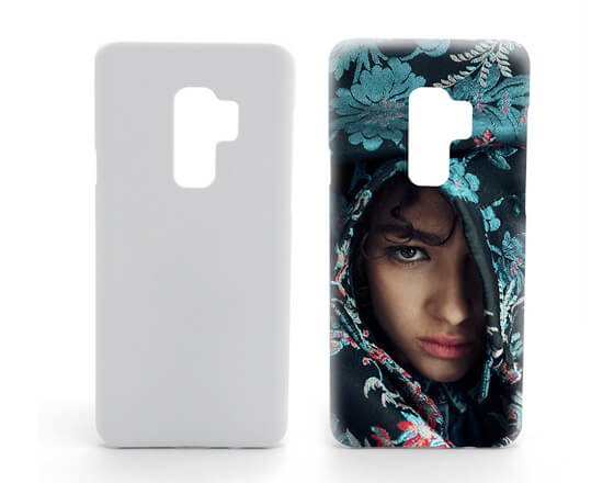 Sublimation 3D Phone case for Samsung Note9+