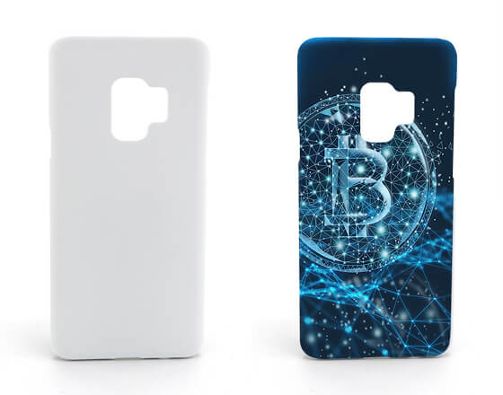 Sublimation 3D Phone case for Samsung S9