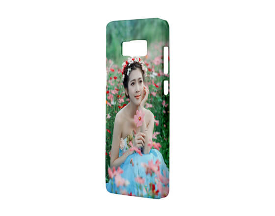 Sublimation 3D Phone case for Samsung S8 Plus