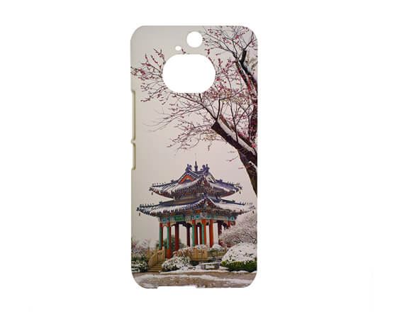 Sublimation 3D Phone case for HTC M9