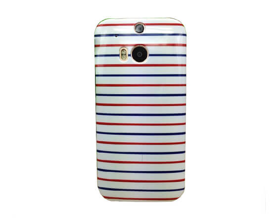 Sublimation 3D Phone case for HTC M8