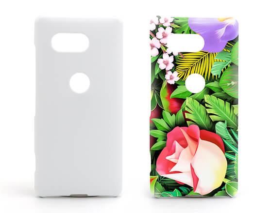 Sublimation 3D Phone case for XZ2-Compact