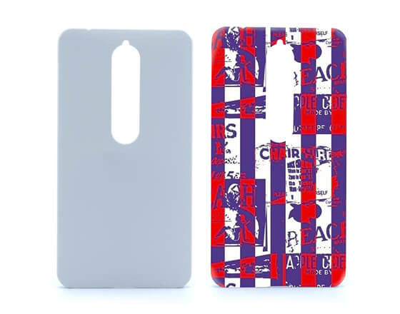 Sublimation 3D Phone case for NK-6 2018