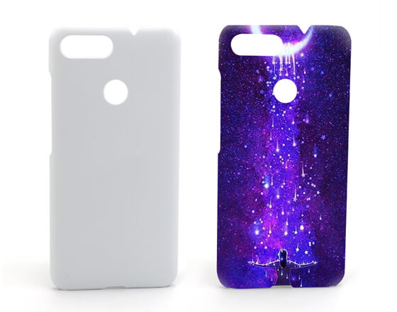 Sublimation 3D Phone case for ASUS ZF MAX PLUS