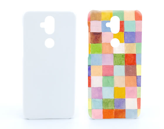 Sublimation 3D Phone case for ASUS 5lite 2c600
