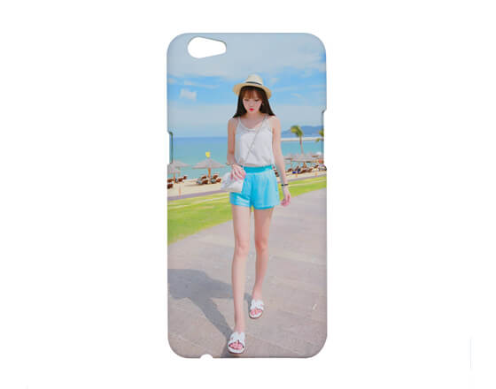 Sublimation 3D Phone Case for OPPO R9S