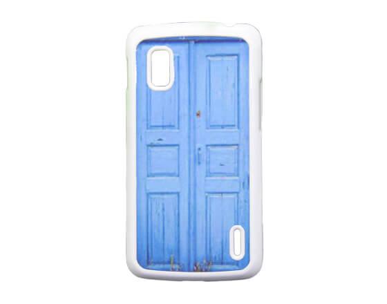 Sublimation 2D PC Phone Case for Google nexus4