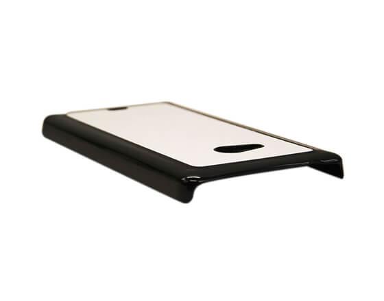 Sublimation 2D PC Phone Case for Microsoft lumia 540