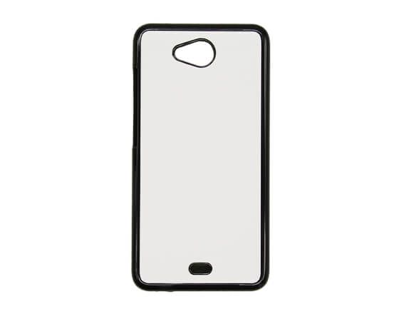 Sublimation 2D PC Phone Case for Micromax Canvas Play Q355
