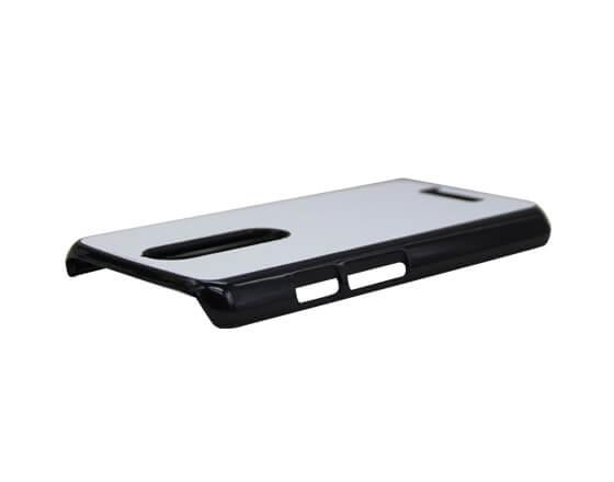 Sublimation 2D PC Phone Case for MOTO X3