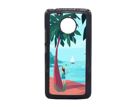 Sublimation 2D PC Phone Case for MOTO G5