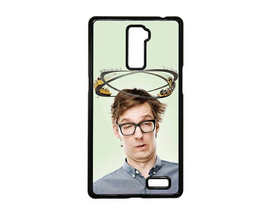 Sublimation 2D PC Phone Case for OPPO R7 PLUS