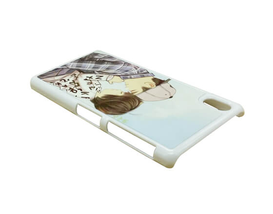 Sublimation 2D PC Phone Case for Sony Z2 (L50W)