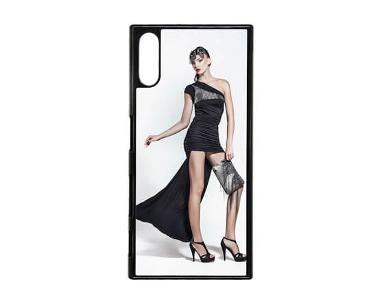 Sublimation 2D PC Phone Case for Sony XZ