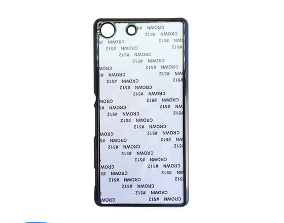 Sublimation 2D PC Phone Case for Sony X Peria M5