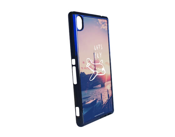 Sublimation 2D PC Phone Case for Sony X Peria M4