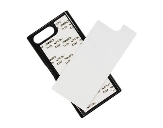 Sublimation 2D PC Phone Case for Sony X Compact