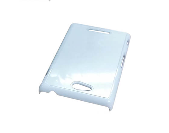 Sublimation 2D PC Phone Case for Sony S39H