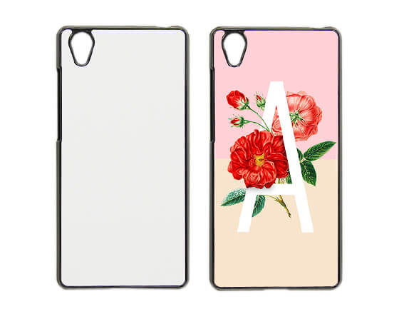 Sublimation 2D PC Phone Case for VIVO Y51
