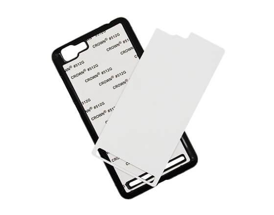 Sublimation 2D PC Phone Case for Vivo X5 MAXS