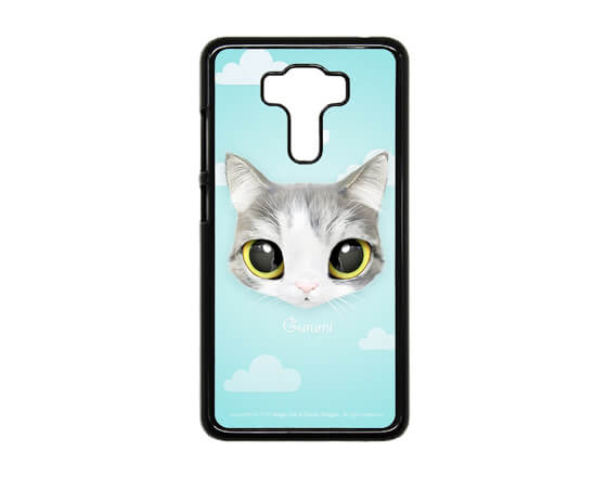 Sublimation 2D PC Phone Case for Zenfone3 laser ZC551KL