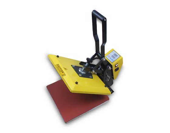 New Generation Clamshell Heat Press Machine