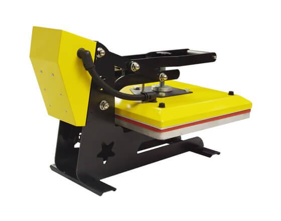 New Generation Clamshell Heat Press Machine