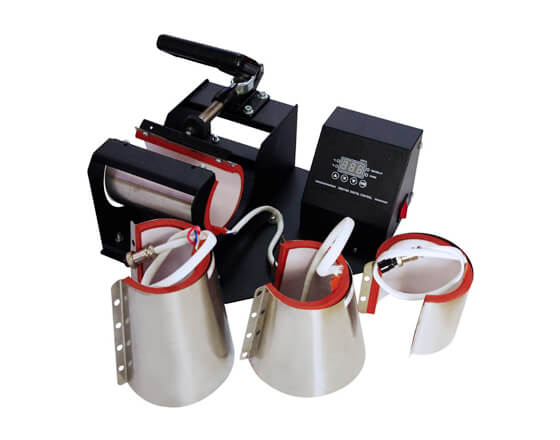 4 in 1 Combo Mug Heat Press