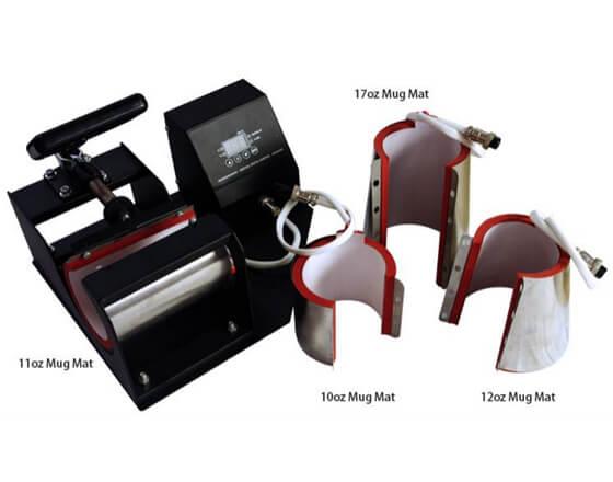4 in 1 Combo Mug Heat Press