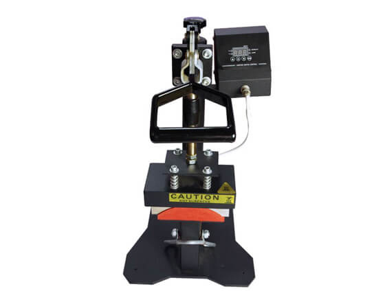 Cap Heat Press Machine Manual