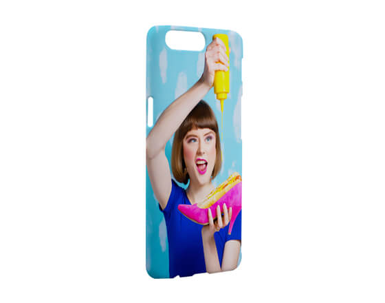Sublimation 3D Phone Case for One plus