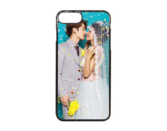Sublimation 2D PC Phone Case for IPhone7 Plus