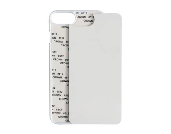 Sublimation 2D PC Phone Case for IPhone7 Plus
