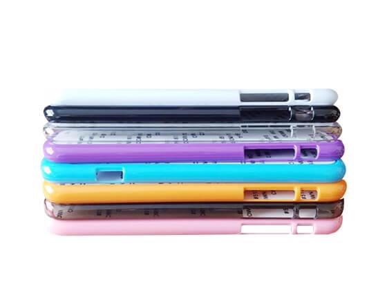 Sublimation 2D PC Phone Case for IPhone6 plus