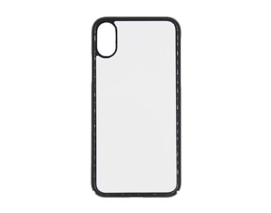 Sublimation 2D PC Phone Case for iPhoneXS