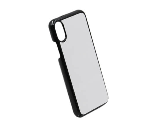 Sublimation 2D PC Phone Case for iPhoneXS