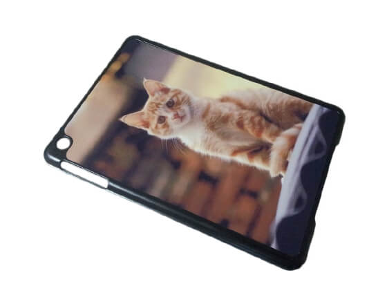 Sublimation 2D PC Phone Case for IPAD MINI