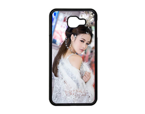 Sublimation 2D PC Phone Case for Samsung A8-2016