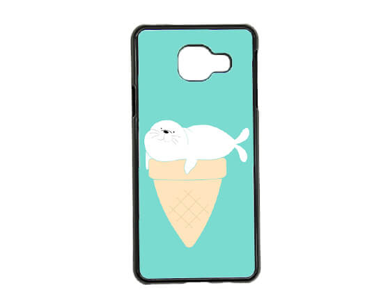 Sublimation 2D PC Phone Case for Samsung A3 2016