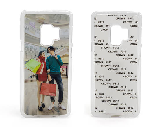 Sublimation 2D PC Phone Case for Samsung S9