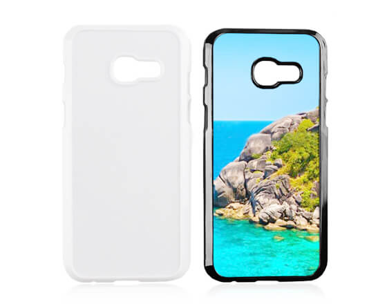 Sublimation 2D PC Phone Case for A3 2017