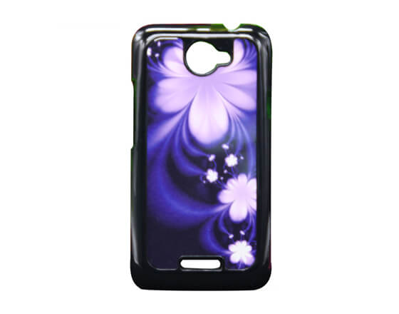 Sublimation 2D PC Phone Case for HTC ONEX