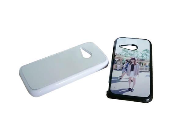 Sublimation 2D PC Phone Case for HTC M8 MINI