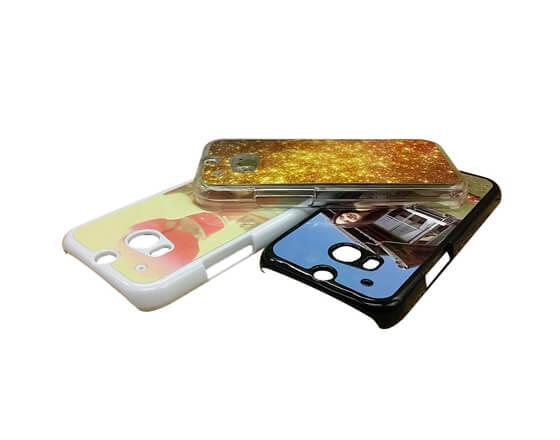 Sublimation 2D PC Phone Case for HTC M8