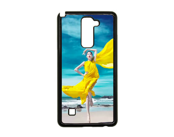 Sublimation 2D PC Phone Case for LG Stylus2