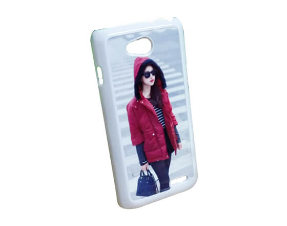 Sublimation 2D PC Phone Case for LG L90