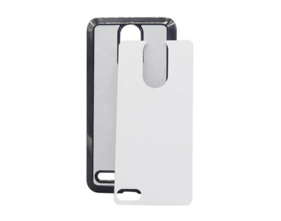 Sublimation 2D PC Phone Case for LG K10 2017