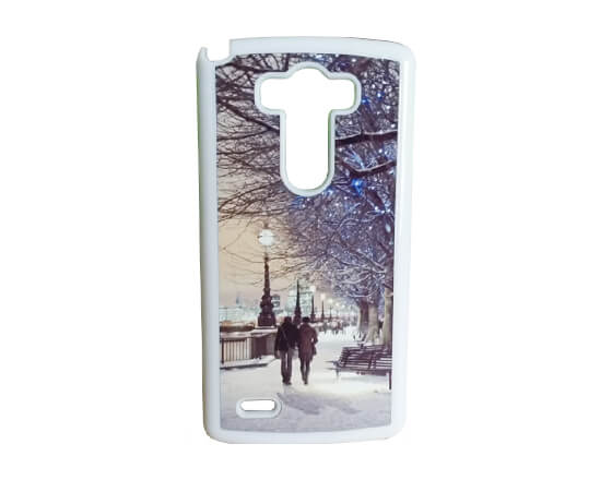 Sublimation 2D PC Phone Case for LG G3